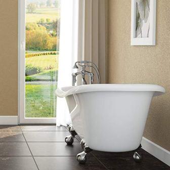 Pelham & White Luxury 60-inch Clawfoot Tub