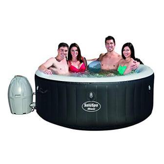 SaluSpa Miami Inflatable Hot Tub