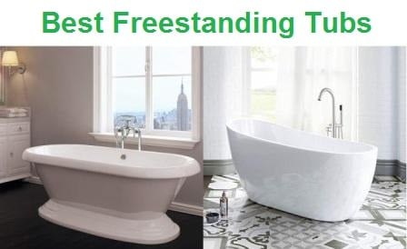 Most Comfortable Freestanding Tub.Top 15 Best Freestanding Tubs In 2019 Complete Guide