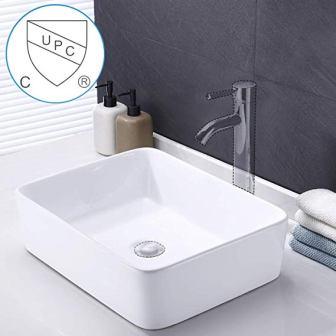 KES Bathroom Vessel Sink