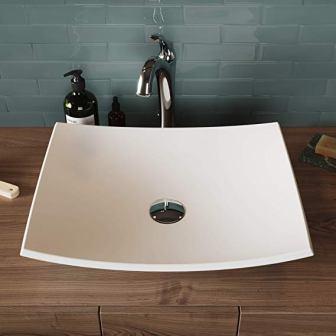 Kraus KSV-3MW Natura Bathroom Sink