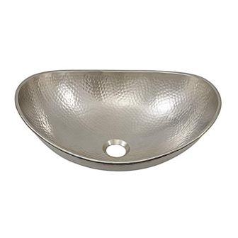 Sinkology SB305-19N Hobbes Handcrafted Sink