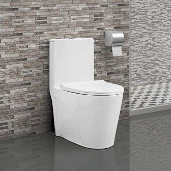 Swiss Madison Tropez One Piece Toilet