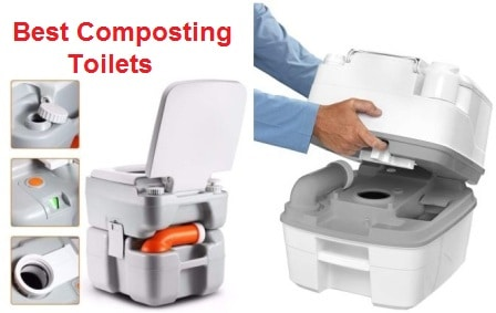 Top 10 Best Composting Toilets in 2019