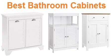 Top 15 Best Bathroom Cabinets in 2019