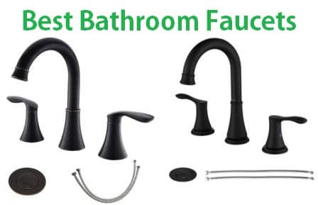 Top 15 Best Bathroom Faucets in 2019