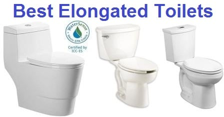 Top 15 Best Elongated Toilets in 2019