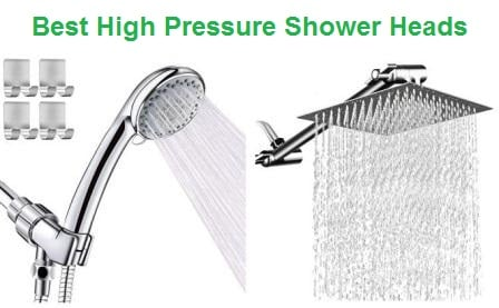 Best Rated Shower Heads.Top 15 Best High Pressure Shower Heads In 2019