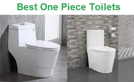 Top 15 Best One Piece Toilets in 2019
