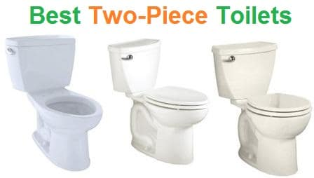 Top 15 Best Two-Piece Toilets in 2019