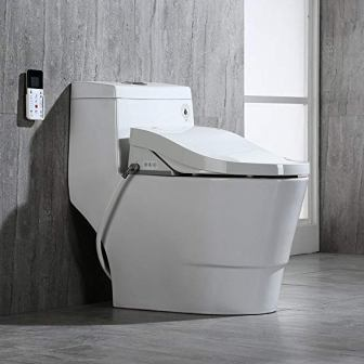 WoodBridge T-0008 Luxury Bidet Toilet