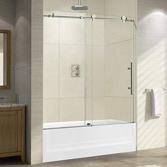 Top 10 Best Frameless Shower Doors In 2020 Complete Guide