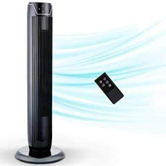 Aikoper 36″ Oscillating Tower Fan