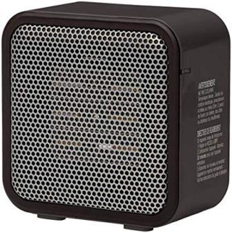 AmazonBasics Personal Mini Ceramic Heater