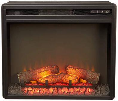 Ashley Furniture Signature Design – Small Electric Fireplace