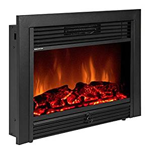 Best Choice Products Fireplace Electric Insert