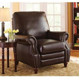 Better Homes and Gardens Leather Recliner