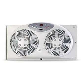 Bionaire 8.5-inch Twin Window Fan
