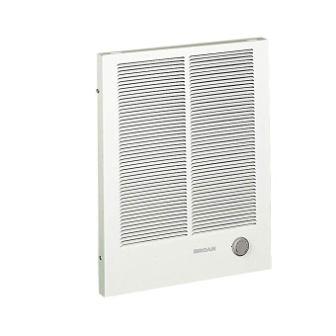 Broan 198 High Capacity Wall Heater, 2000/4000 Watt 240 VAC