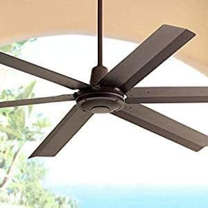 "Casa Vieja 60"" Turbina Max Outdoor Ceiling Fan"