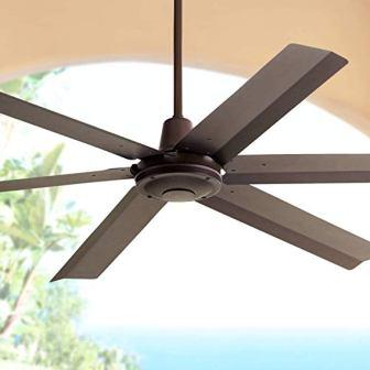 Casa Vieja Modern Outdoor Ceiling Fan
