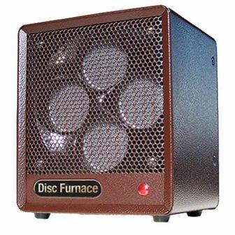 Comfort Glow Original Brown Box Ceramic Heater BDISC6