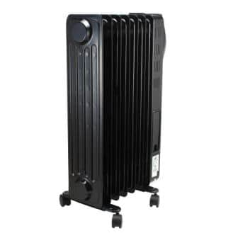 Comfort Zone CZ9009 Oil-Filled Digital Radiator Heater