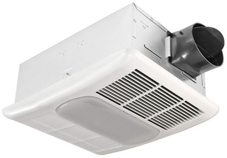 Delta Electronics RAD80L BreezRadiance Bathroom Heater