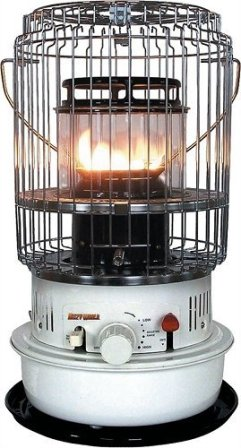 Dura Heat DH 1051 Indoor Kerosene Heater