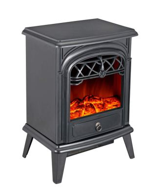 GMHome Free Standing Electric Fireplace