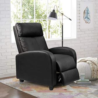 Homall T-LR72P0 Single Recliner Chair