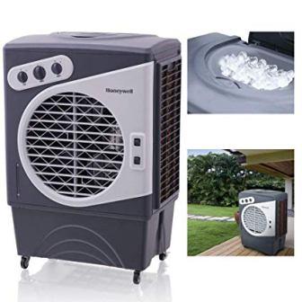 Honeywell 1540-2471 CFM Outdoor Portable Evaporative Cooler