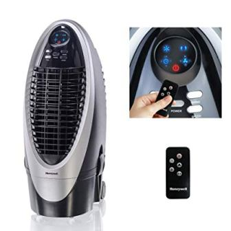 Honeywell 300-412CFM Portable Evaporative Cooler, CS10XE