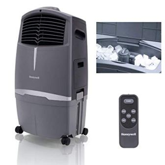 Honeywell 525-729CFM Indoor Outdoor Portable Evaporative Cooler, CO30XE