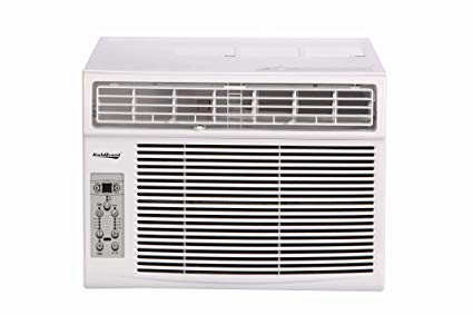 Koldfront Window Air Conditioner with Dehumidifier and Remote Control