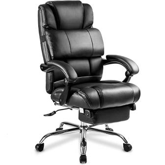 Merax Leather Recliner Chair