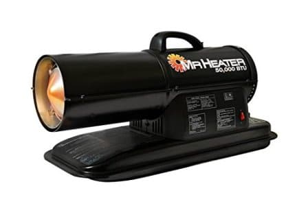 Mr. Heater F270255 MH50KR Kerosene Heater