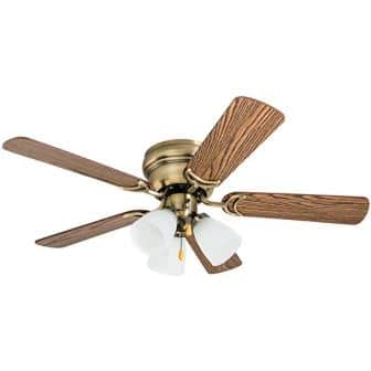 Prominence Home Whitley Hugger Ceiling Fan