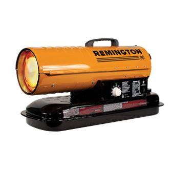 REMINGTON REM-80T-KFA-O Kerosene Heater