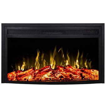 Regal Flame 23″ Electric Fireplace Insert