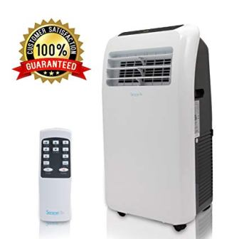 SereneLife 12,000 BTU Portable Air Conditioner