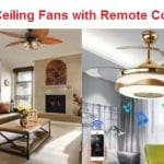 Top 15 Best Ceiling Fans with Remote Controls in 2019