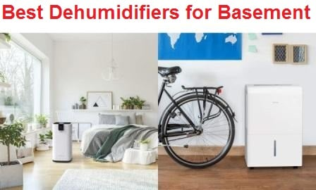 Top 15 Best Dehumidifiers for Basement in 2019