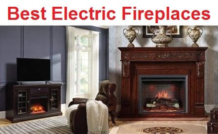 Top 15 Best Electric Fireplaces In 2020 Ultimate Guide