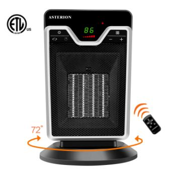 Asterion Ceramic Heater