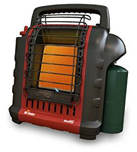 Mr. Heater F232025 MH9BX Buddy Portable Radiant Heater