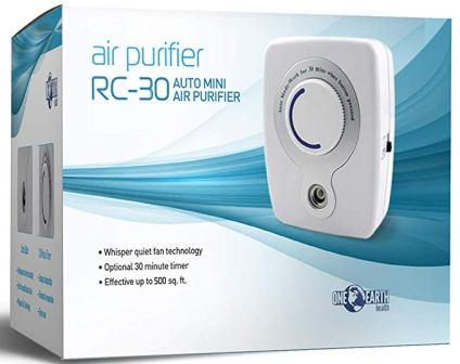 One Earth Health Ozone Generator Air Purifier