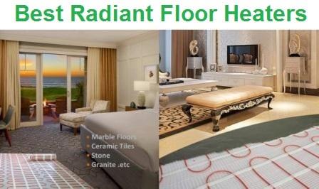 Top 14 Best Radiant Floor Heaters in 2019