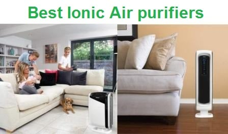 Top 15 Best Ionic Air purifiers in 2019