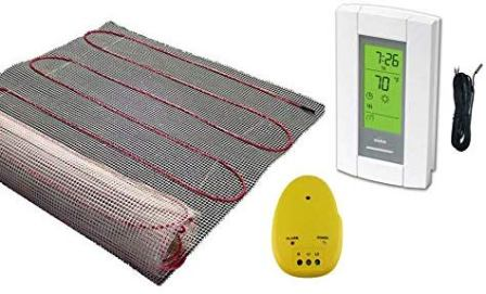 Warming System's Electric Floor Radiant Heating System (30 Sq. Ft.)